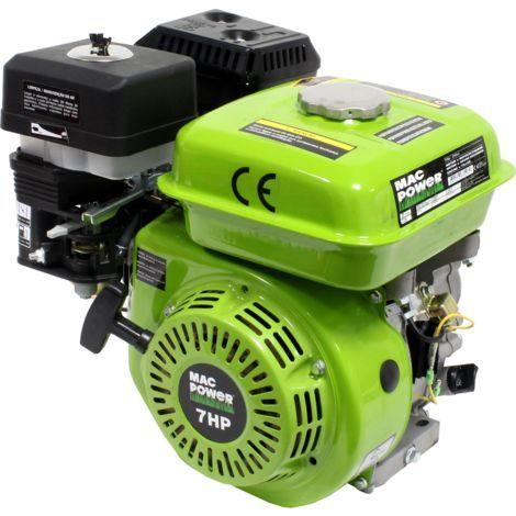 Motor Gasolina para arado mecánico -7HP, 210CC - MacPower