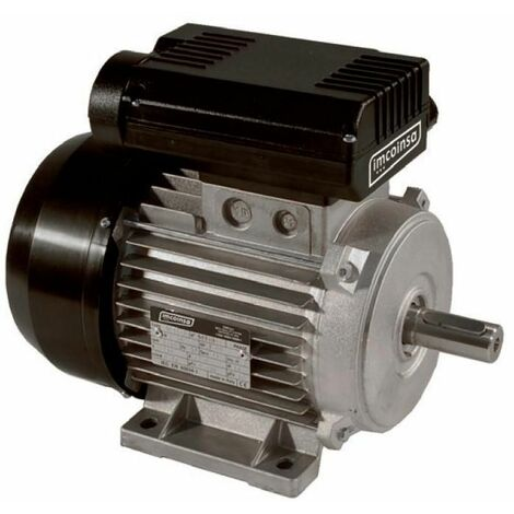 Motor Para Compresor 230V. 2HP. 2.800 r.p.m. ¯ Eje 16 mm.
