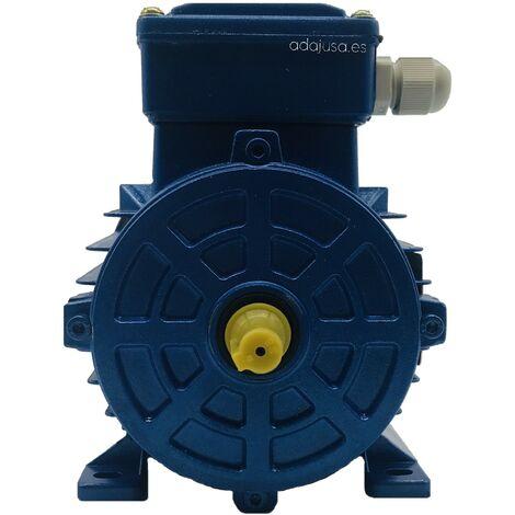 Motor trifásico 0,06Kw 0,08CV 230/400V 1500 rpm Brida B3 Patas