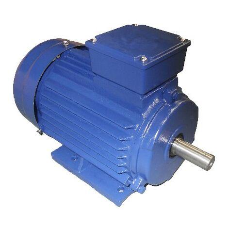 Motor trifásico 1,1Kw 1,5CV 230/400V 1500 rpm Brida B3 Patas