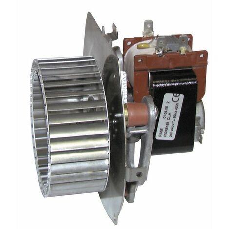 Motor turbina de extractor - DIFF para Chaffoteaux : 60058027