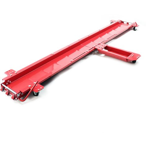 Motorbike Motorcycle Parking Dolly Stand up to 567kg Garage Mover