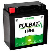 Motorcycle battery Gel FB9-B/ YB9-B/ 12N9-4B-1 12V 9Ah