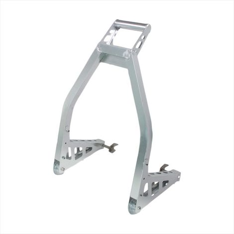 Motorcycle stand aluminium for rear wheel