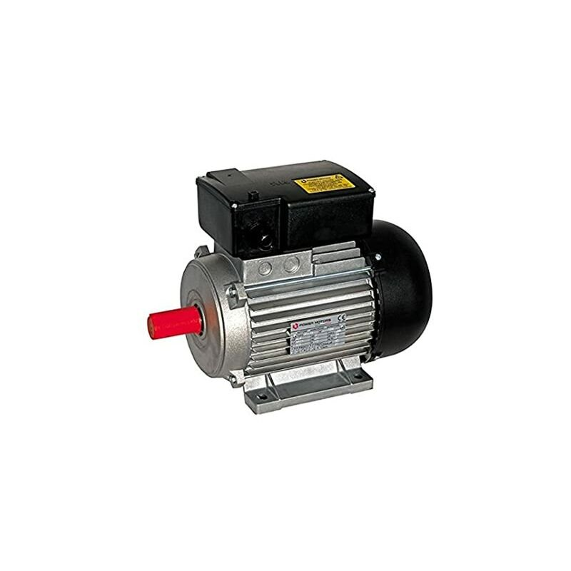Motore elettrico 1 hp 0 75 kw 4 poli 1400 giri mec 80 b3 for Poli arredamenti