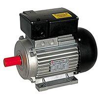 Motore elettrico 1 HP 0,75 kW 4 Poli 1400 giri MEC 80 B3 Monofase 220 Volt