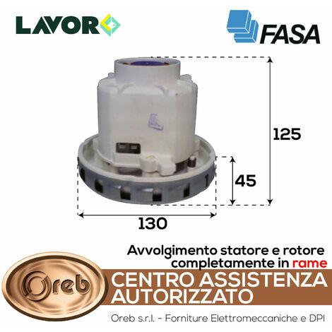 """main image of """"Motore per aspirapolvere aspiraliquidi w1200 volt220 tipo lavor fasa dedasb1200m"""""""