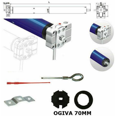 Istruzioni Montaggio Motore Tenda Da Sole.Motore Per Tende Sole Ogiva Con Manovra Di Soccorso 50 Nm 100kg Nice