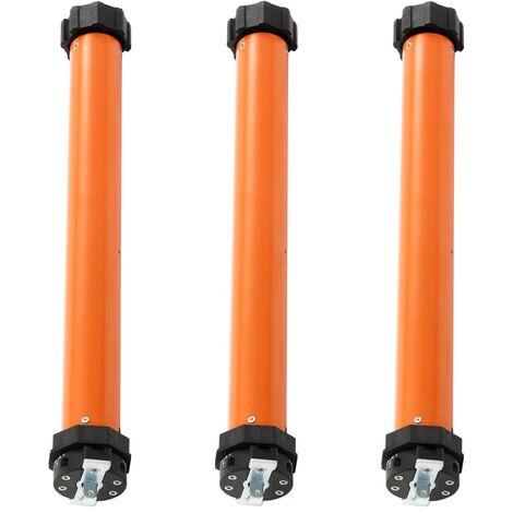 Motores tubulares 3 unidades 10 Nm