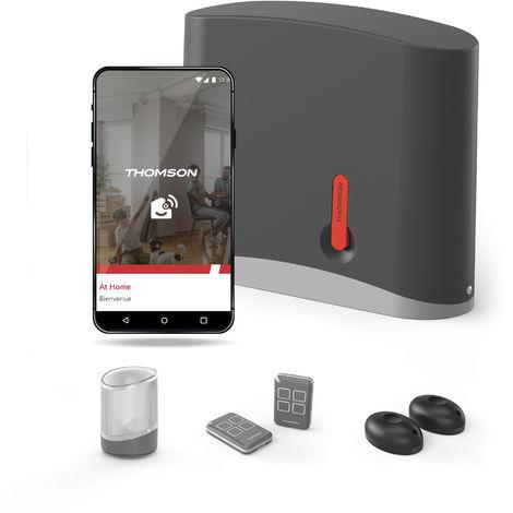 Motorisation pour portail coulissant swip 200 - Thomson Connecté à votre smartphone Android ou Apple - Connecté à votre smartphone Android ou Apple