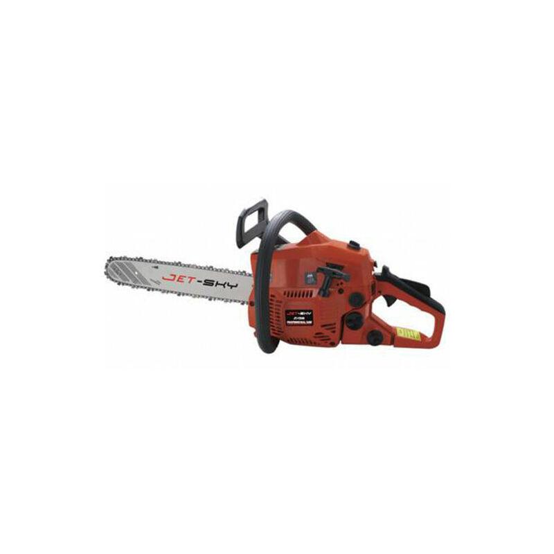 Pidema - Motosega elettrico 1,4 KW con accensione elettronica, motoseghe elettriche ideali per tagliare la legna e la potatura delle piante.