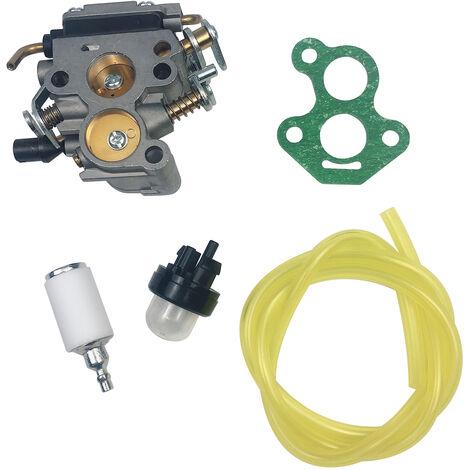Motosierra carburador, el filtro de aire para el carburador Husqvarna 235 236 240 235E 240E motosierra 574 719 402 545 072 601 Carb Kit