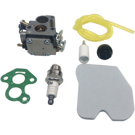Motosierra carburador, el filtro de aire para el carburador Husqvarna 235 240 235E 240E 236E motosierra 236 Carb Kit