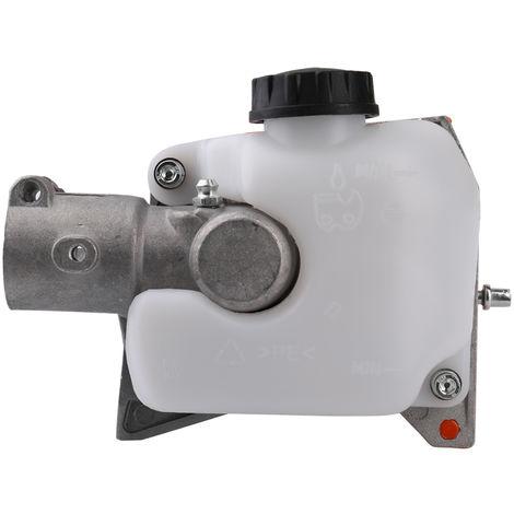 Motosierra engranaje de caja de cambios para la herramienta Stihl KM HT Polo Serie 73-130 sierra de recorte Conector Multifuncional Polo poda de sierra universal para la madera, de 26 mm, 7 theeth