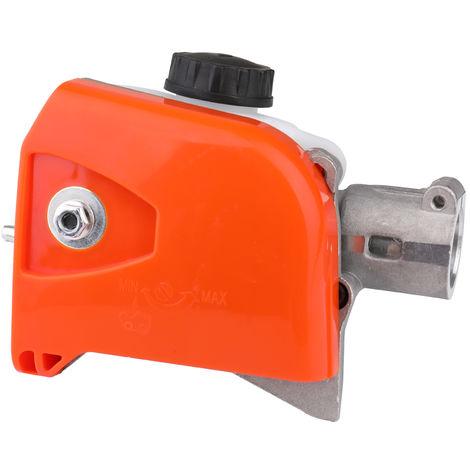 Motosierra engranaje de caja de cambios para la herramienta Stihl KM HT Polo Serie 73-130 sierra de recorte Conector Multifuncional Polo poda de sierra universal para la madera, de 26 mm, 9 theeth