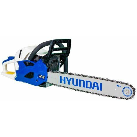 Motosierra gasolina 54cc 500mm Hyundai