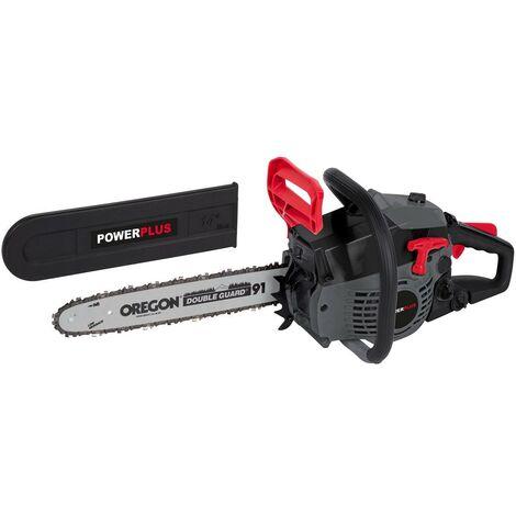 Motosierra Powerplus POWEG2010 37.2cc 350mm