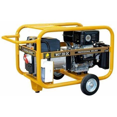 Motosoldadora WGT220 DC / WGTS220 DC