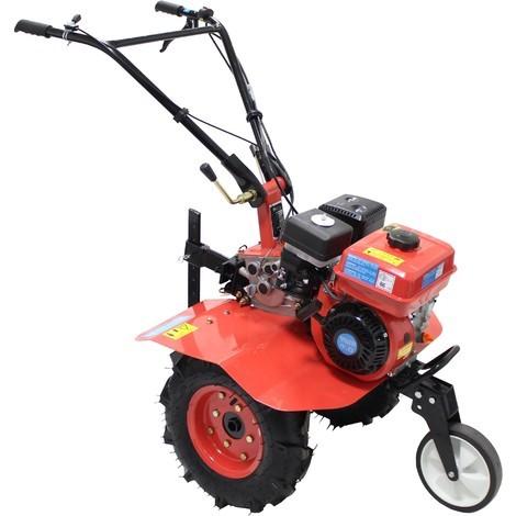 Motozada 7HP, 3 velocidades, com Rueda Grande y Acesorios - SUPER POWER