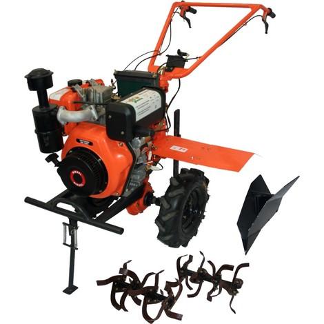 Motozada 9 HP Diesel - MADER GARDEN