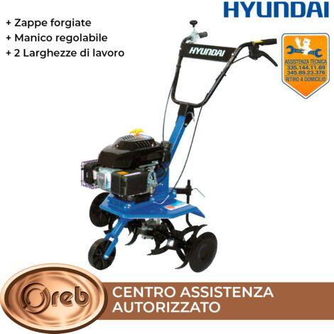 "main image of ""Motozappa hyundai 35110 45 hp 140cc 4 tempi a benzina"""