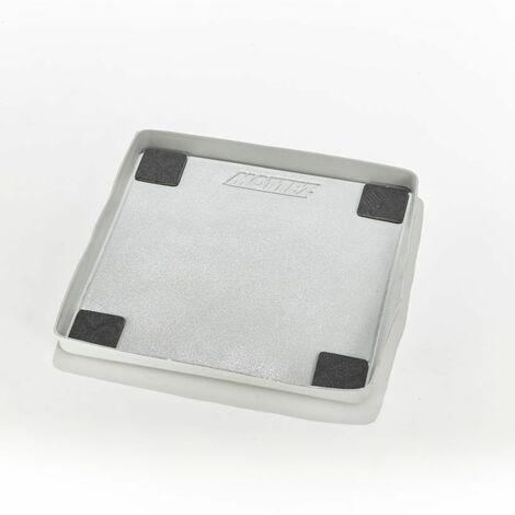 MOTTEZ - Tapis de rétention d'eau pour machine à laver à chargement frontal - B512V