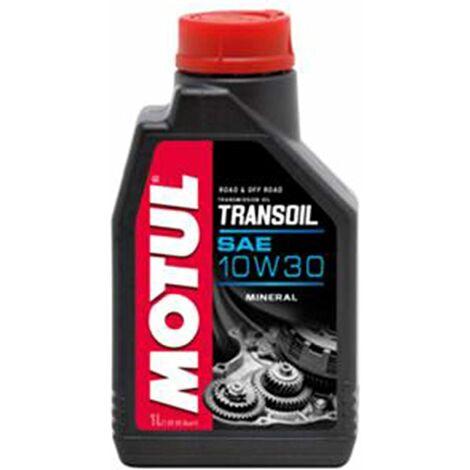 Motul 100065 Transoil 10w30 1 Liter Wet Clutch Petroleum