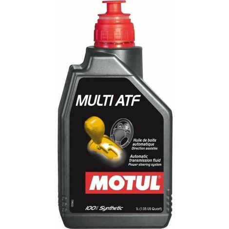 MOTUL Huile de boite MULTI ATF 1L bidon