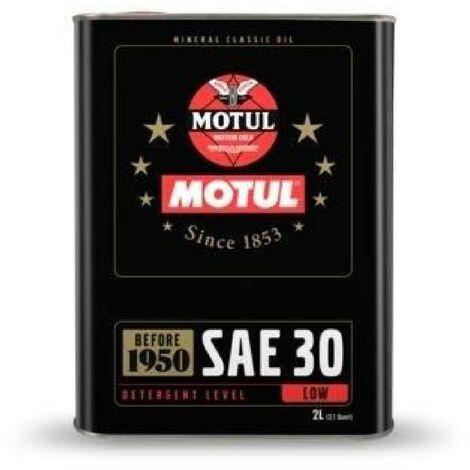 MOTUL Huile SAE 30 2L (bidon)
