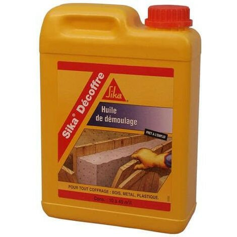 Mould Release Agent - SIKA Stripping - Brown - 2L