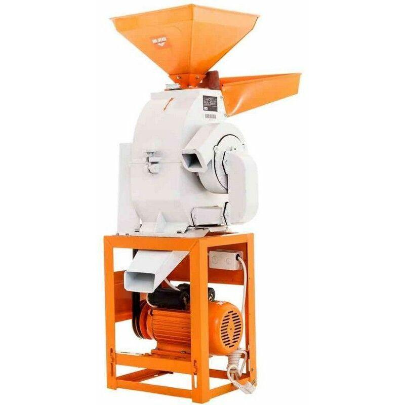 Moulin à céréales fourrage 2200W 250kg/h Ruris Gospodar A2 - Orange