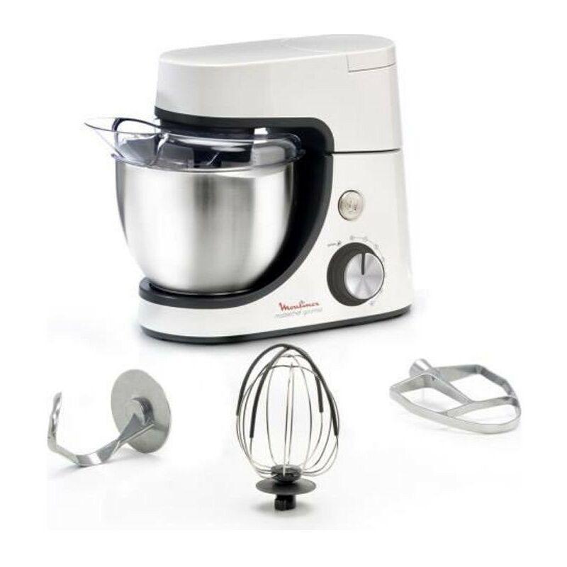 QA510110 Robot pâtissier MGC - Blanc - Moulinex