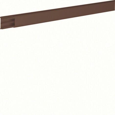Moulure ATA 12x20 Marron 2.10m 1 cloison (ATA122018014)