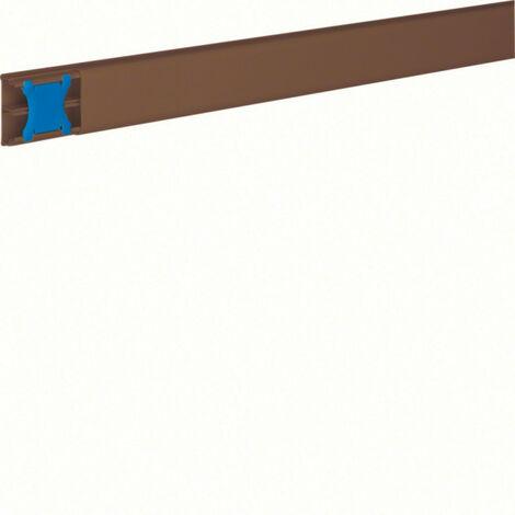 Moulure ATA 12x30 marron 1 cloison (ATA123018014)