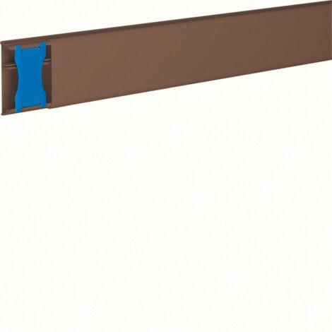 Moulure ATA 12x50 1 cloison Marron (ATA125018014)