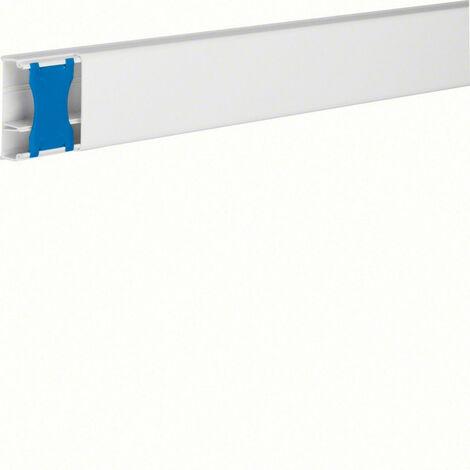Moulure ATA 20x50 1 cloison Blanc Paloma (ATA205019010)