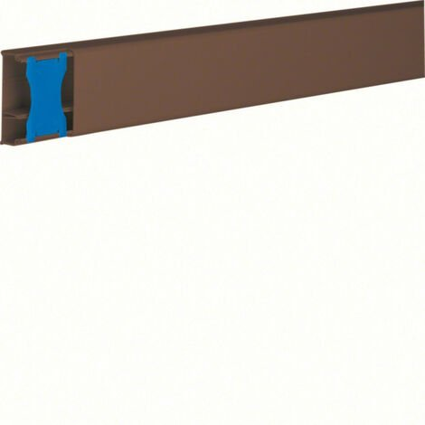 Moulure ATA 20x50 1 cloison Marron (ATA205018014)