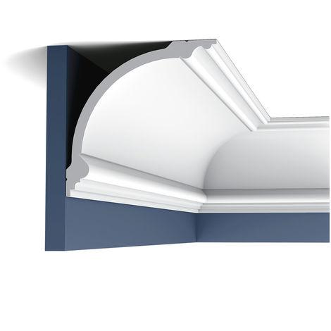 """main image of """"Moulure Cimaise Corniche Décoration de stuc Orac Decor C338 LUXXUS Profil Elément décoratif pour mur et plafond"""""""