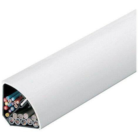 Moulure d'angle EK40040 40x40 blanc Paloma (EK4004009010)