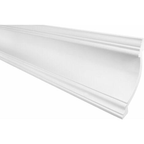 Moulure de finition | Stuc | PU | Antichoc | Grand Décor | 102x155mm | P833