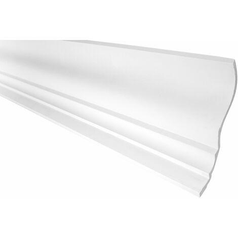 Moulure de finition | Stuc | PU | Antichoc | Grand Décor | 140x137mm | P811