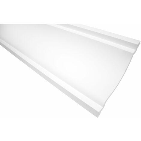 Moulure de finition | Stuc | PU | Résistant aux chocs | Grand Décor | 288x230mm | P831