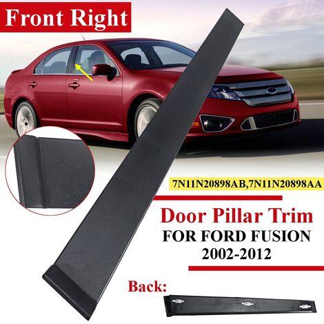 Moulure de panneau de garniture de pilier de porte avant droite pour FORD FUSION 4/5 PORTES 2002-2012