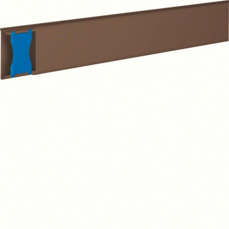 Moulure marron 12x50mm de 2m (ATA125008014)