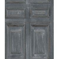 Moulure porte bleu/gris J92201 Vinyle sur intissé