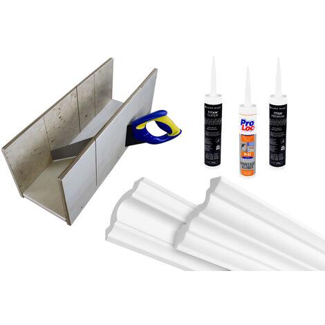 Moulures de plafond ZG accessoires - sélection de modèles, coins - stuc heximo