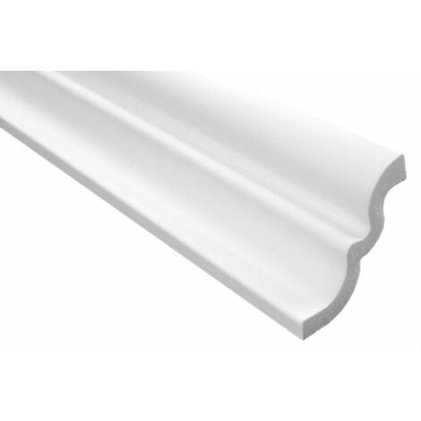 Moulures en stuc | XPS | stable | Marbet | 62x62mm | E-21