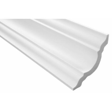 Moulures en stuc | XPS | stable | Marbet | 80x80mm | E-15