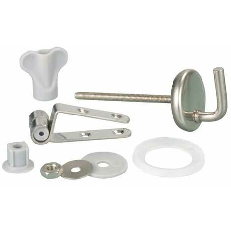 Mounting element for toilet seats stainless steel 15 mm WENKO