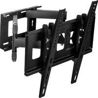 MOUNTY® TV Wandhalterung MY156 Zweiarm bis VESA 400x400